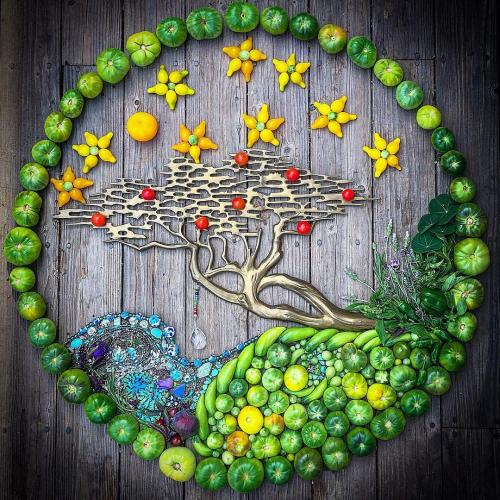 'Tree of Life' Organically Homegrown