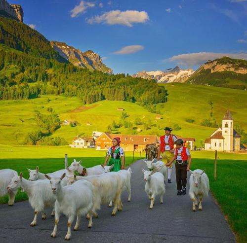 Brulisau, Switzerland