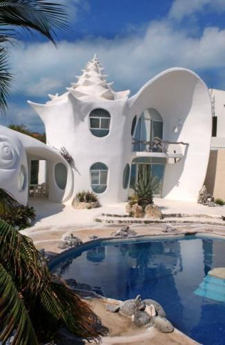 Conch Shell House