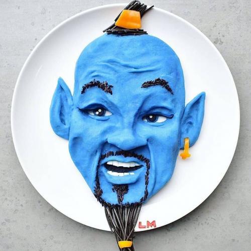 Genie Food Art